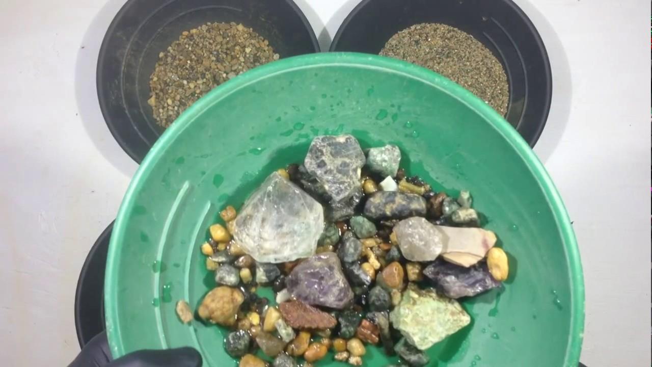 S B Prospecting Gem Paydirt (5lb Bag) - Miller Prospecting