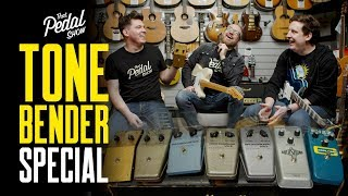 Tone Bender Special With JHS Josh & Anthony Macari – That Pedal Show