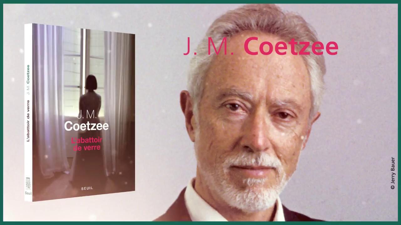 """Résultat de recherche d'images pour """"L'abattoir de verre / Joseph Michael Coetzee"""""""