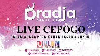 Video LIVE D'RADJA CEPOGO | PERNIKAHAN HASAN & ZUZUN download MP3, 3GP, MP4, WEBM, AVI, FLV Oktober 2018
