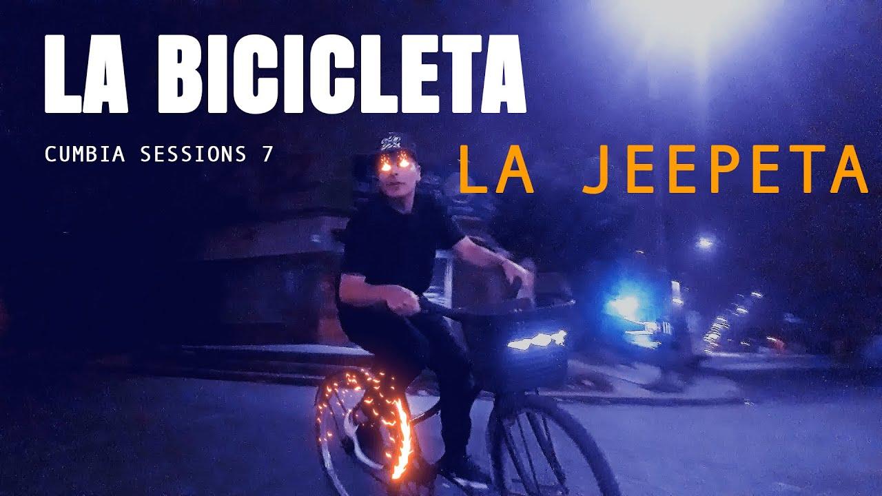 LA JEEPETA | LA BICICLETA 🚲🤣(Tik Tok) || Cumbia Sessions #7 ✘ MAK KING ✘ Version Cumbia 2020 ✘ Baile