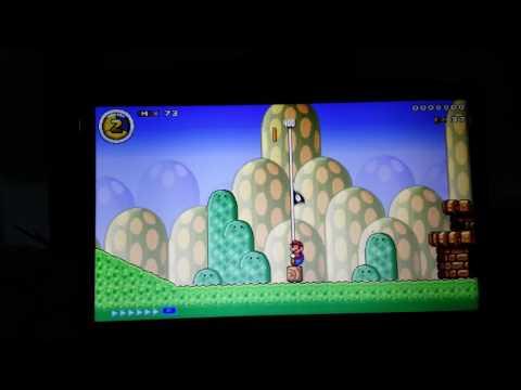 The 10 Mario challenge. Mario Editor #5