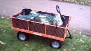 Sherpa Garden Utility Cart