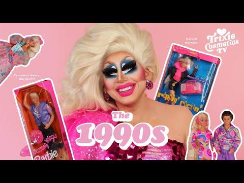 Trixie's Decades of Dolls: The 90s - Trixie Mattel