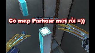 """Review map Parkour mới : Tháp trung tâm mức độ siêu khó =)) """" Truy Kich VN """""""