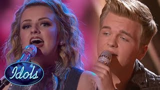 Video American Idol TOP 5 SING Carrie Underwood Songs! | Idols Global download MP3, 3GP, MP4, WEBM, AVI, FLV Mei 2018