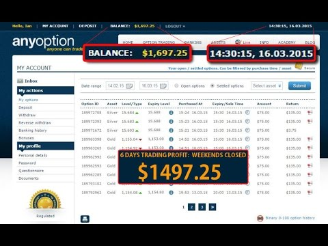Aaa binary option