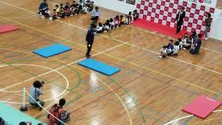 20181202 内村航平体操教室午後の部①