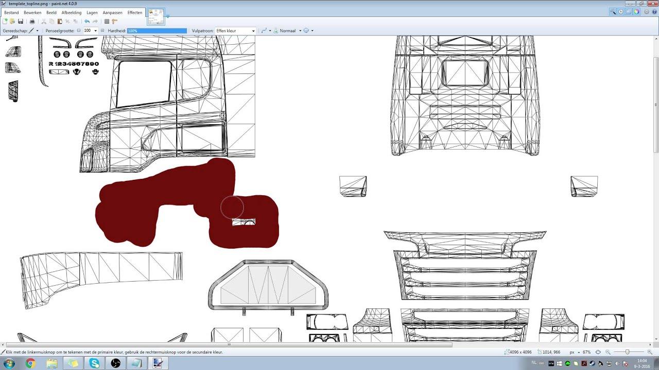 Scania Sun Visor Ets2 Mods Scania Sunvisor V 1 1 Ets 2
