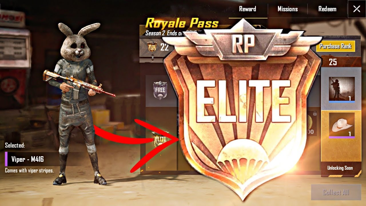 Royale Pass Everything You Need To Know In PUBG Mobile!