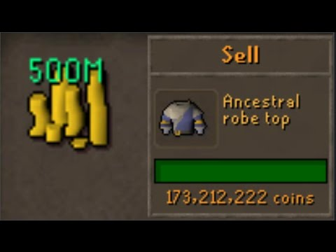 Is Flipping Expensive Items With 500m Worth it?