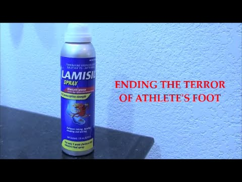 Lamisil AT For Women – The Terror (2015/2016)