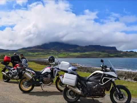 Highlands & Islands - Scotland by Motorcycle