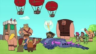 Clash-A-Rama! Season 2 Trailer is HERE! (Clash of Clans)