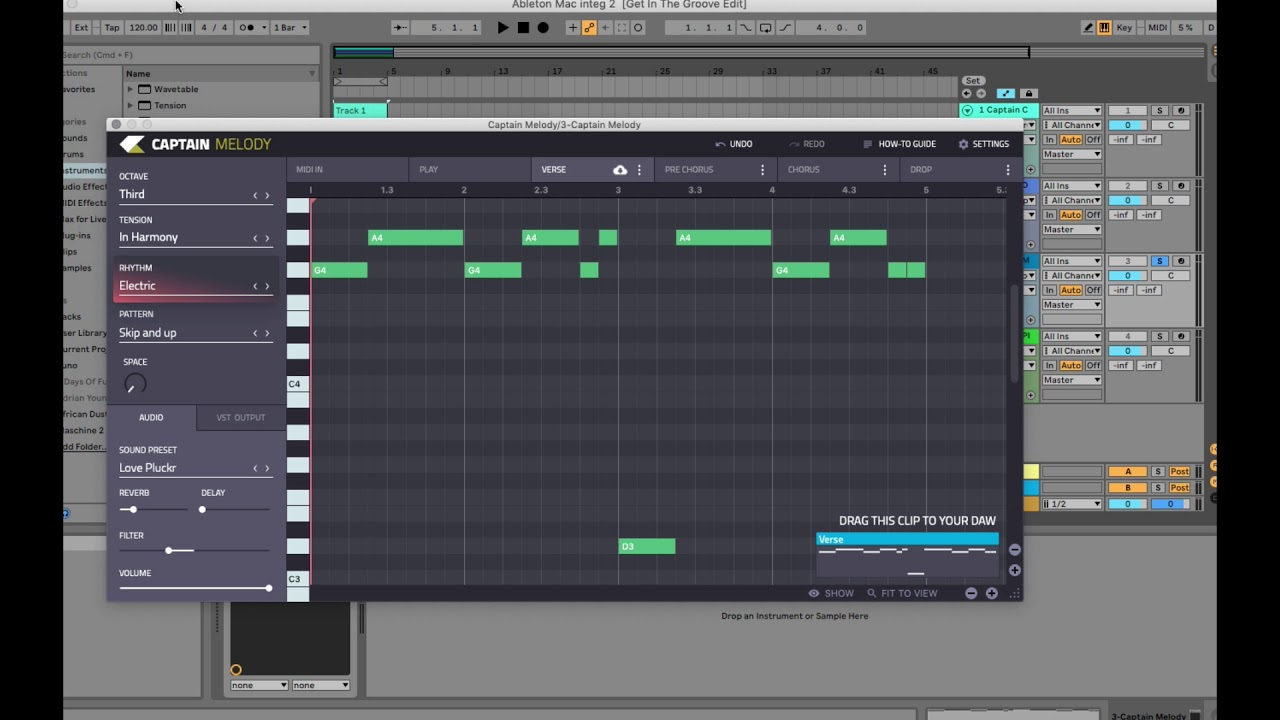 Captain Plugins: How to Integrate Ableton Live With Captain Plugins