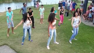 Mil Graus: Grupo Ruama O Evangelho em Forma de Dança.