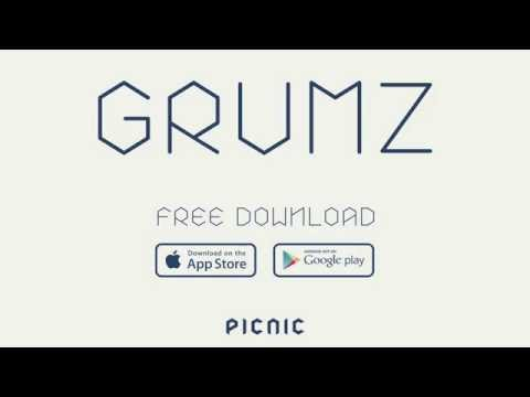 Release Trailer - Grumz - out now