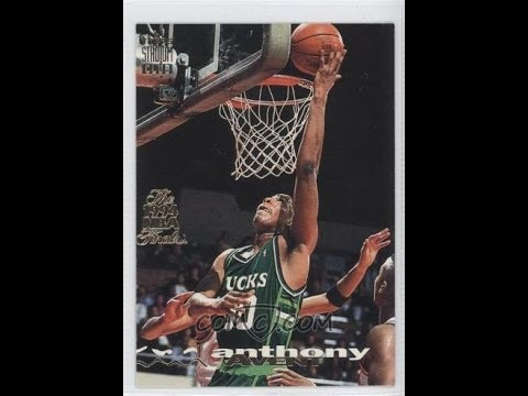 Anthony Avent We Like Obscure NBA Players
