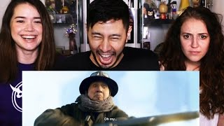 RAILROAD TIGERS Trailer Reaction Discussion by Jaby, Achara & Hope!