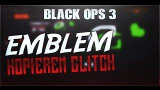 BO3 EMBLEM KOPIEREN GLITCH - Black Ops 3 Embleme kopieren Tutorial! (German/Deutsch)