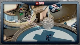 LEGO® Marvel Super Heroes игра на Андроид и iOS