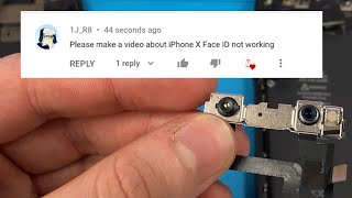 My Take On - Unable To Activate Face ID on This iPhone