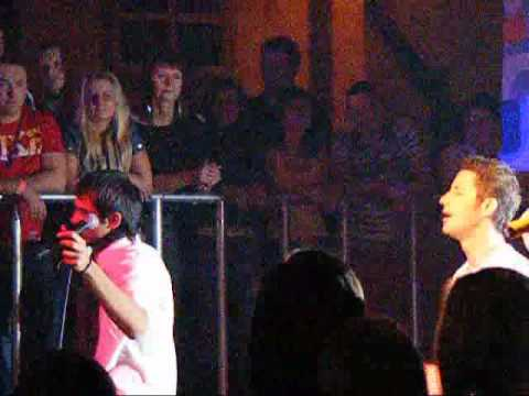 Akcent Lovers Cry live in Piła