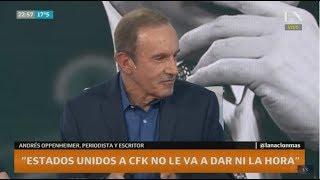Andrés Oppenheimer durísimo sobre el contexto geopolítico de Argentina