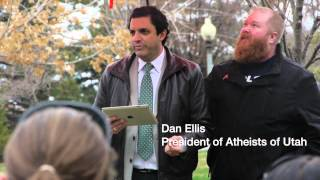 David Silverman speaks at Mormon Mass Resignation