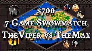 TheViper vs TheMax | $700 | 7 Game Showmatch