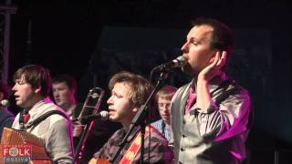 Bellowhead - Haul Away, Shrewsbury Folk Festival 2010