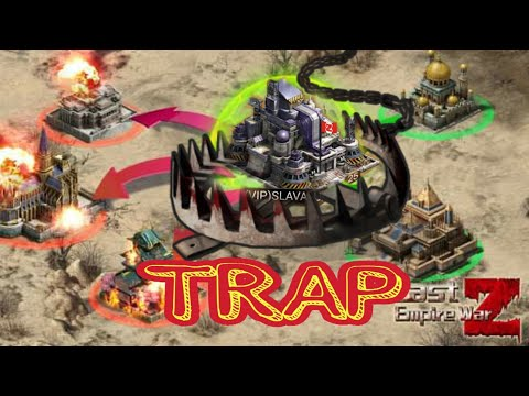 Last Empire War-Z: TRAPS And How Do I Use This / как я использую ловушку