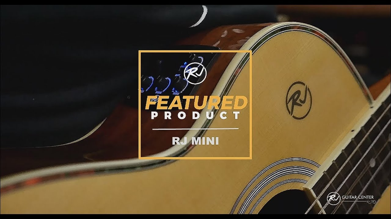 Rj Featured Rj Mini Premium Travel Guitar Youtube