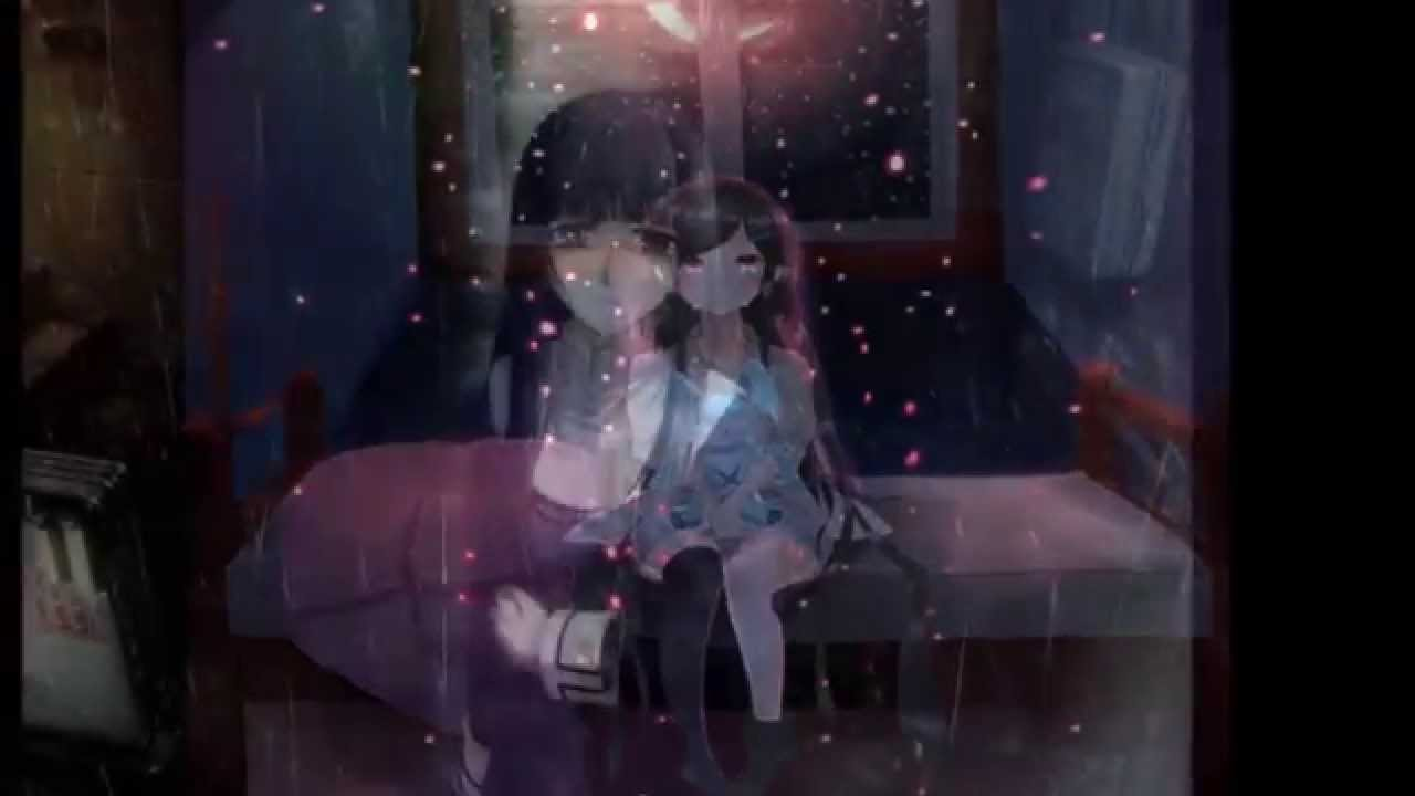anime dark sad girl youtube