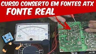 7 Testes Consertos Fonte Real 2