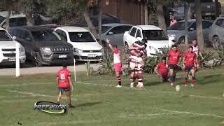 Torneo Region Centro   Final   San Martín 27   Social Rugby 28