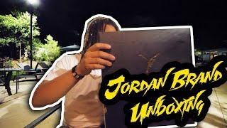 UNBOXING THE MOST HATED JORDAN THIS YEAR !!!