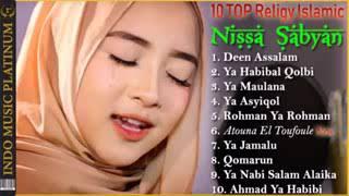 Nissa Sabyan MP4 Full Album Terbaru dan Terbaik