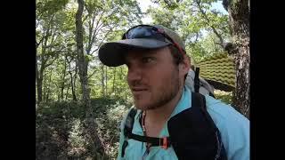 Pinhoti Trail thru hike Day 3 2019