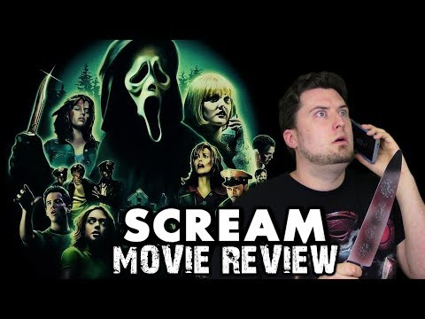 Scream (1996) – Movie Review