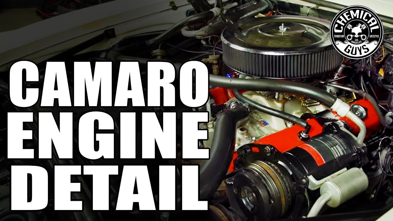 How To Detail A Carbureted Engine