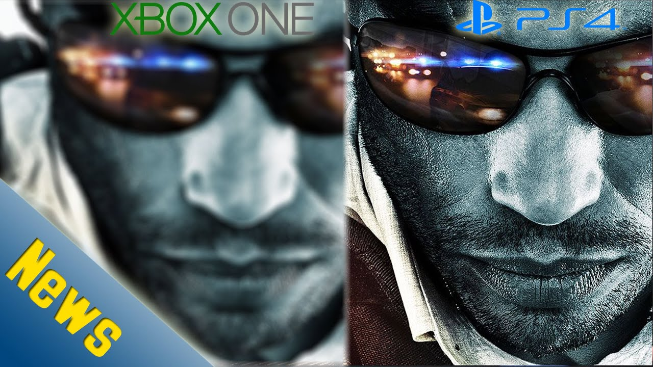 PS4 Vs Xbox One Resolution Whos To Blame Battlefield Hardline 720 On 900