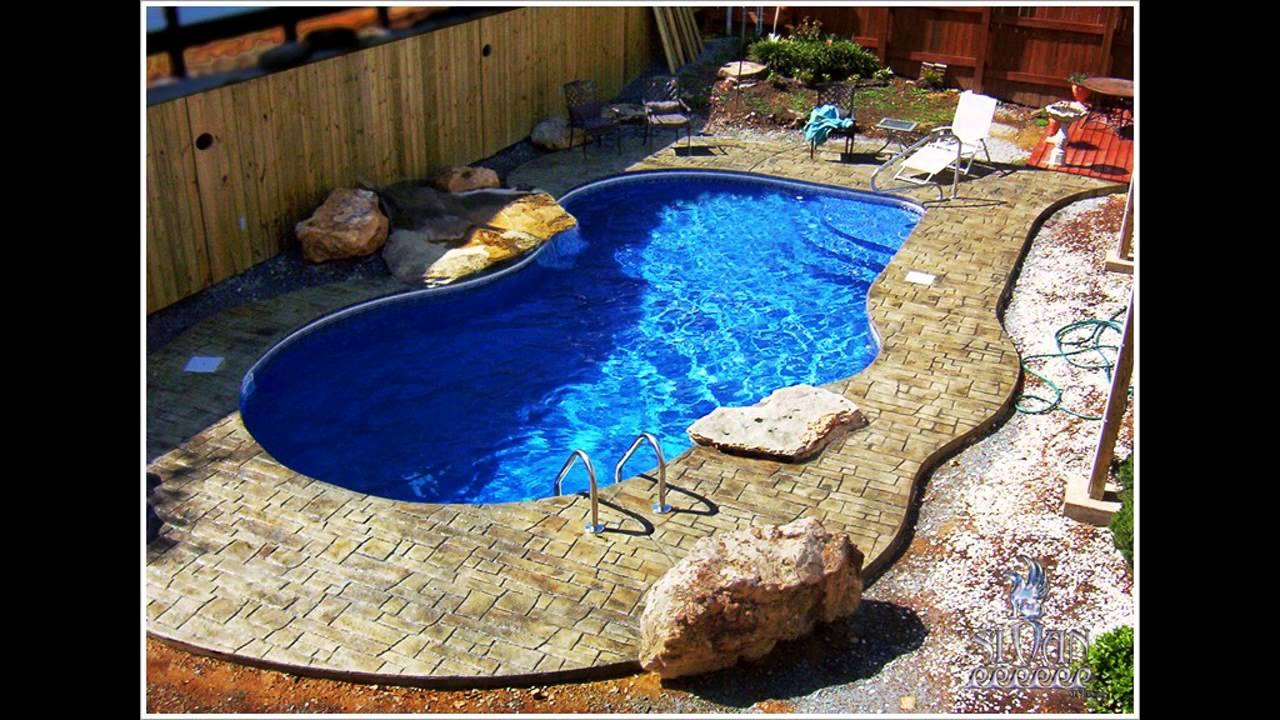 Easy pool decorations ideas youtube for Pool decor design