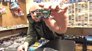 Diecast Weekly Ep 127 - a gift, some other diecast and another AW RAW!