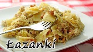 Łazanki | smaczne-przepisy.pl