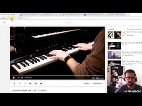 Scaricare video Youtube Vimeo e Facebook senza programmi