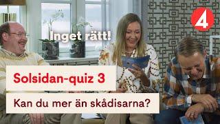 Solsidan-quiz med skådisarna! Del 3
