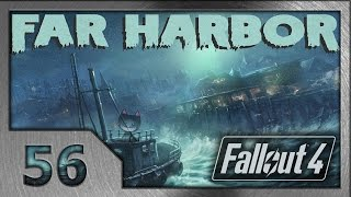 Fallout 4. Прохождение 56 . Прибытие 1 Far Harbor DLC