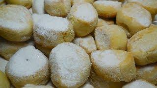 ✅Печенье тающий снег/песочное печенье/Cookies melting snow/shortbread cookies