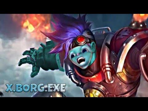 X.BORG.EXE | KERASUKAN DUAR MEME